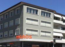 Ghisleni Projekte Küsnacht Fassade Titelbild