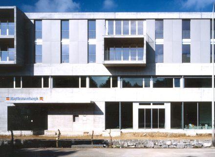 Homepage Projekte GossauRaiffeisenbank