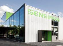 Homepage Projekte Sensirion Titelbild
