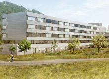 Homepage Wattwil, Spital Titelbild